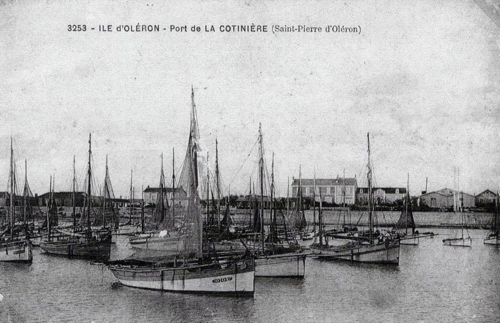 port cotiniere belle epoque